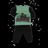 44530AB tractor pyjama fun2wear
