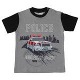 Politieauto jongens verkleedkleding gymkleding