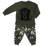 lion king pyjama jongens winter exclusieve pyjama mijn ukkie dirksland