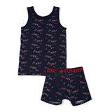 Pitstop max verstappen ondergoed boxer hemd jongens