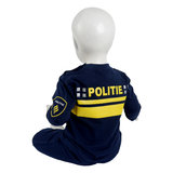 Politiepyjama's maat 62, 92 en 98_