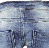 Dirkje spijkerbroekje stretch maat 56 en 74_