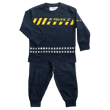 Nieuwe politiepyjama jongens