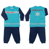Ambulance pyjama Fun2Wear maat 62-68-74-80-86-92-98-104-110-116-122-128-134-140-146-152-158-164-176