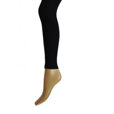 Long legging effen blauw Yellow Moon