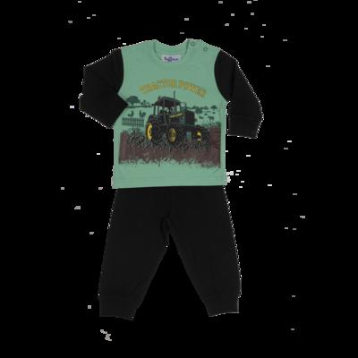 Tractorpyjama maat 62-128