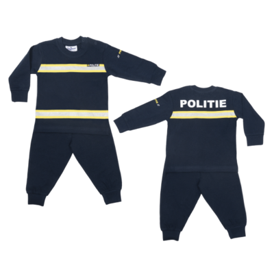 Politiepyjama Fun2Wear maat 80, 86, 104, 116 en 128