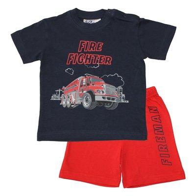 Brandweershortama maat 62-176