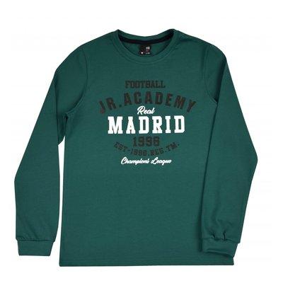 Jongensshirt Madrid maat 152 en 158
