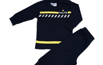 Politiepyjama 2021 Fun2Wear maat 62, 68, 74, 80 en 86