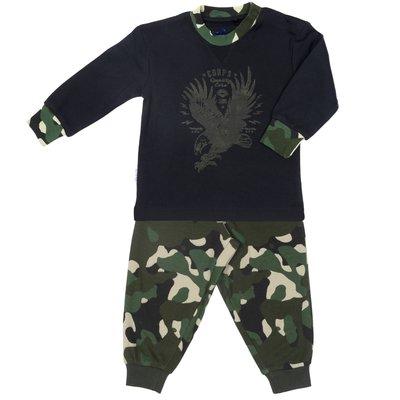 F&D pyjama camouflage adelaar