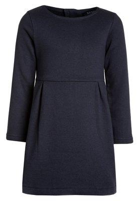 Donkerblauwe jurk Blue Seven