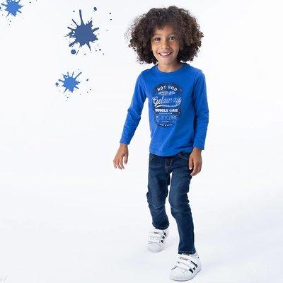 Blauw shirt Blue Seven