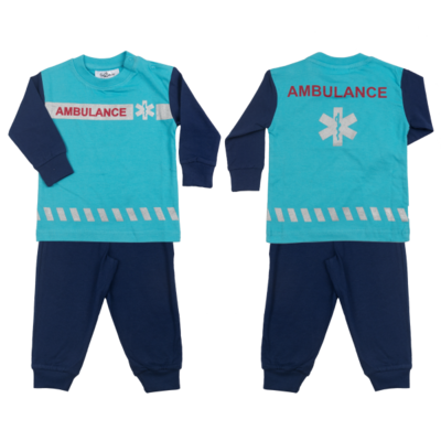 Ambulance pyjama Fun2Wear maat 62-176