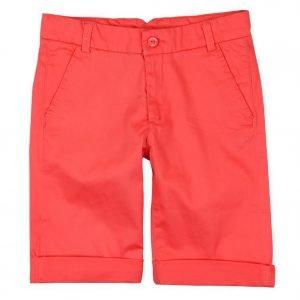 735139 boboli oranje roze koraal rode broek bermuda korte broek maat 128, maat 140, maat 152, maat 164, maat 176, mijn ukkie, d