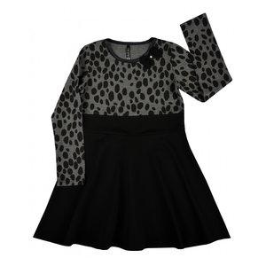 rouwjurkje meisjes winter zwart maat 122, rouwkleding, meisjeskleding, betaalbaar,