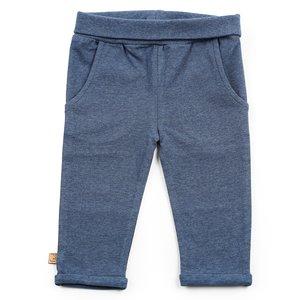 FD20116-03 blauw, navy, jongensbroekje, babypakje, geboortepakje, noppies, frogs and dogs, maat 50, maat 56, maat 62, maat 68,