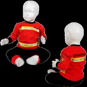 Brandweerpyjama's maat 62-176