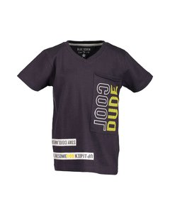 antraciet kleurig shirts Cool Dude
