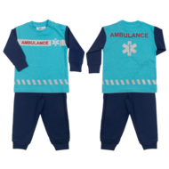 Ambulance pyjama Fun2Wear maat 62-68-74-80-86-92-98-104-110-116-122-128-134-140-146-152-158-164-176
